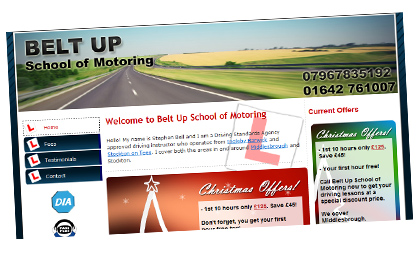 Belt Up School Of Motoring