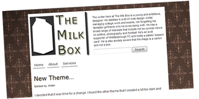 The Milk Box