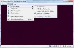 9reva - Unmount the CD Image